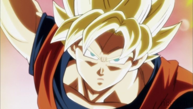 Dragon Ball Super Episode 77 : Super Saiyan Goku