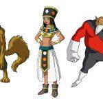 Dragon Ball Super Nouveaux Personnages