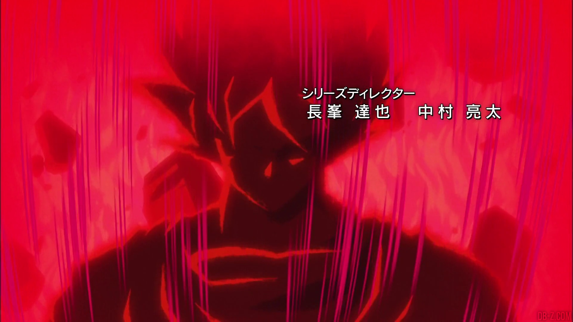 Dragon Ball Super Opening 2 1080p Goku Rouge