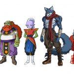 Dragon Ball Super - Presentation nouveaux personnages