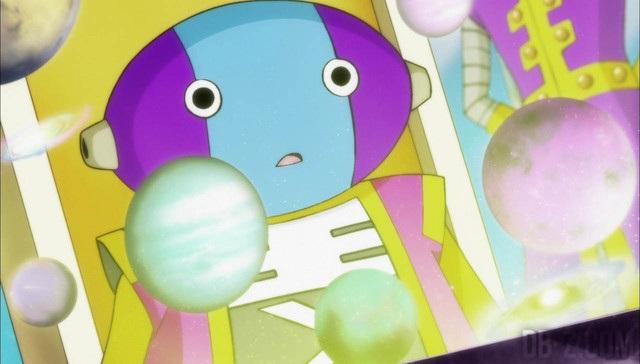 Dragon Ball Super Survie Univers Roi SUpreme