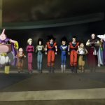 Dragon Ball Super Survie Univers Team 7