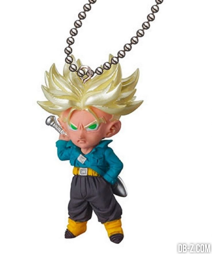 UDM Burst 08 Trunks Super Saiyan (UDM The Best 19)