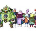 Nouveaux personnages DBS