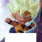 UDM Burst 25 Goku Super Saiyan