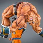 HQS Goku Nappa Tsume 8
