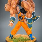 HQS Goku Nappa Tsume 9