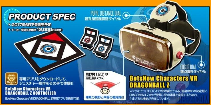 BotsNew Characters VR Dragon Ball Z