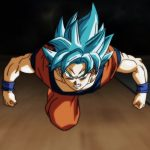 Dragon Ball Super - Son Goku Super Saiyan Blue (SSGSS)