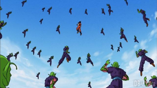 Dragon Ball Super Episode 88 - Son Gohan vs Piccolo