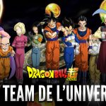 Dragon Ball Super Team Univers 7 U7