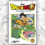 Dragon Ball Super Tome 1 Glenat