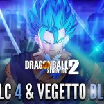 Dragon Ball Xenoverse 2 DLC 4 Vegetto Super Saiyan Blue