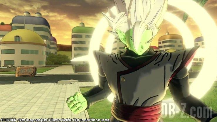 La Fusion de Zamasu dans Dragon Ball Xenoverse 2 (DLC 4) ?
