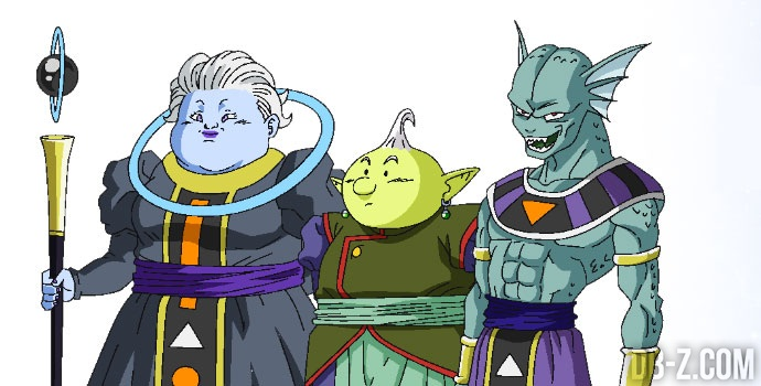 Kaioshin et Dieux de la Destruction de l'Univers 12