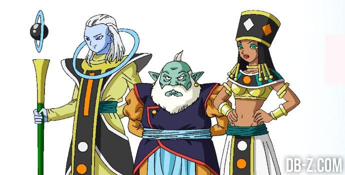 Kaioshin et Dieux de la Destruction de l'Univers 2