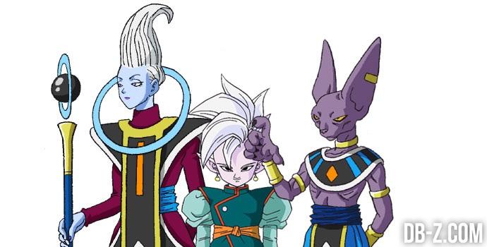 Kaioshin et Dieux de la Destruction de l'Univers 7