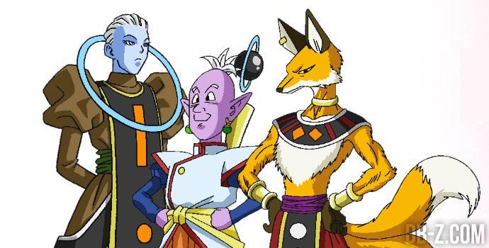 Kaioshin et Dieux de la Destruction de l'Univers 8