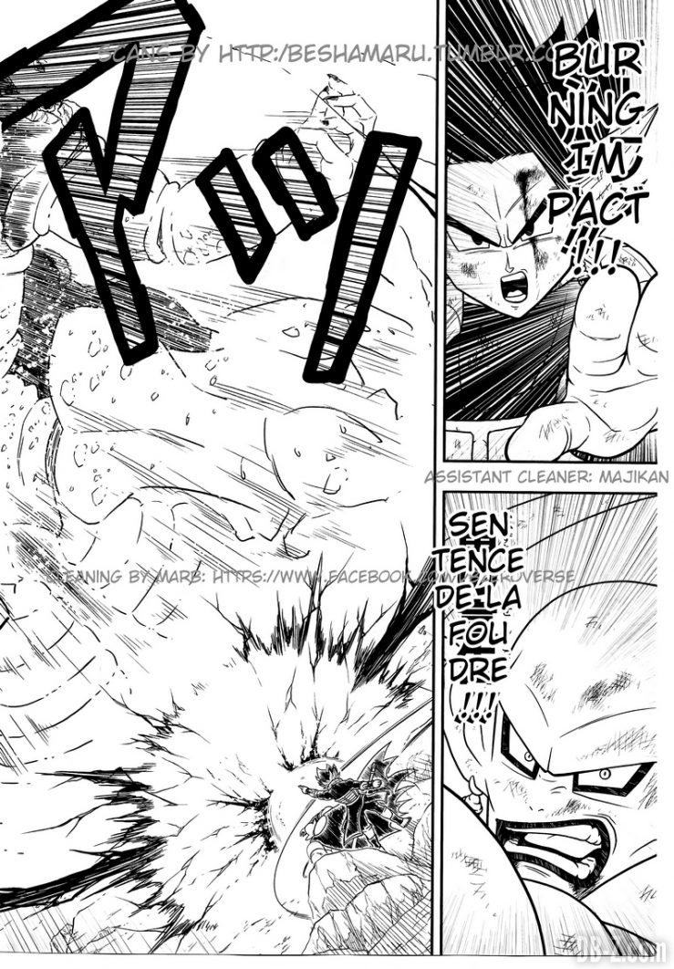 Super Dragon Ball Heroes - chapitre 4 p.14