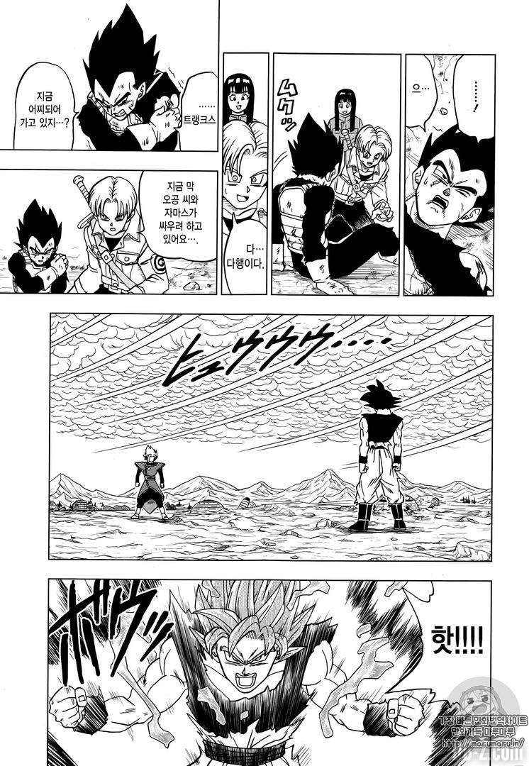 Dragon Ball Super Manga 24