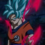 Dragon Ball Super - Goku Super Saiyan Blue Kaioken