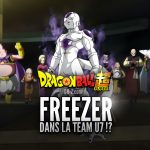 Dragon Ball Super - Freezer au Tournoi du Pouvoir ?