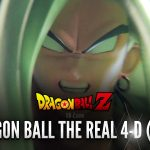 Dragon Ball The Real 4D at Super Tenkaichi Budokai Trailer