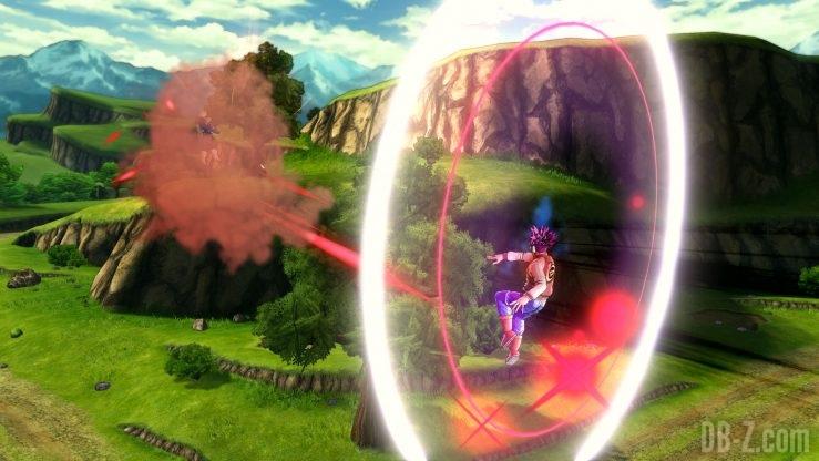 Dragon Ball Xenoverse 2 - L'Avatar et l'épée du jugement