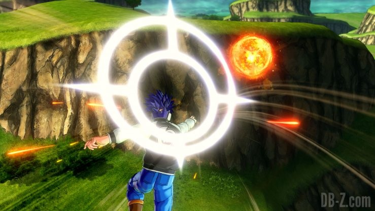 Dragon Ball Xenoverse 2 - L'Avatar utilise la Colère Divine 2