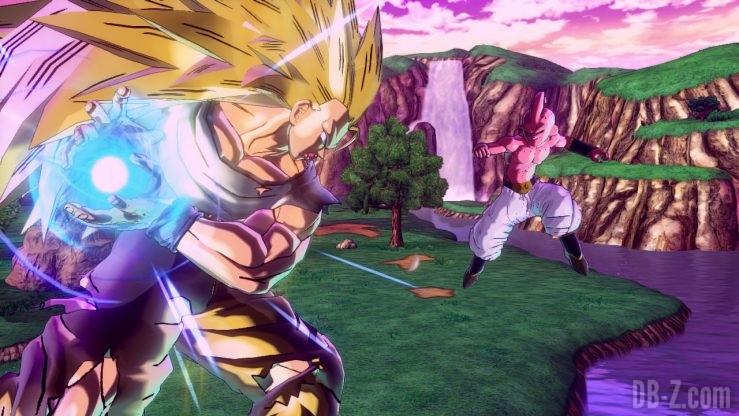 Dragon Ball Xenoverse 2 (Switch) - Goku vs Buu