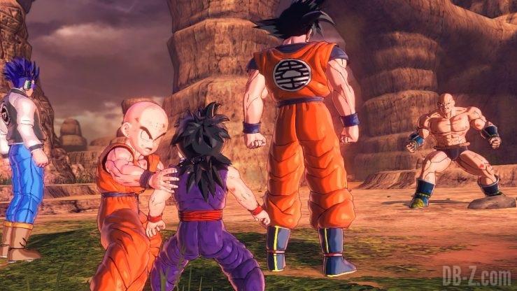 Dragon Ball Xenoverse 2 (Switch) - Mode Histoire