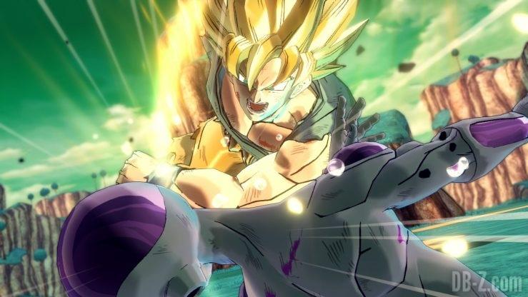 Dragon Ball Xenoverse 2 (Switch) - Mode Histoire (Goku vs Freezer)