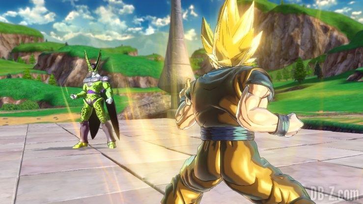 Dragon Ball Xenoverse 2 (Switch) - Mode Histoire (Goku vs Cell)