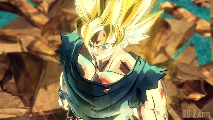 Dragon Ball Xenoverse 2 (Switch) - Goku Super Saiyan