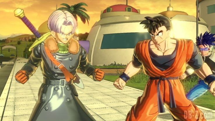 Dragon Ball Xenoverse 2 (Switch) - Gohan Futur et Trunks Xeno