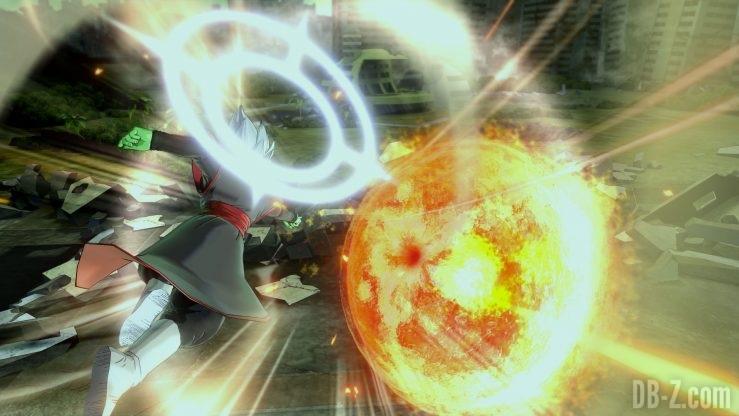 Dragon Ball Xenoverse 2 - La Fusion de Zamasu utilise la Divine Colère