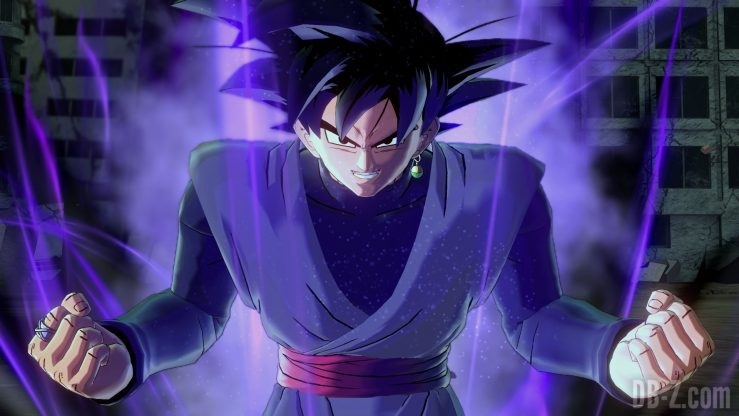 Dragon Ball Xenoverse 2 - Goku Black