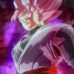 Dragon Ball Xenoverse 2 - Goku Black Ros