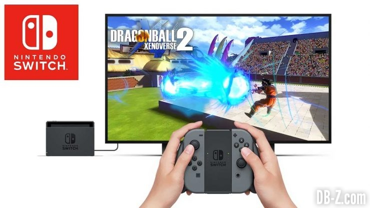 Dragon Ball Xenoverse 2 sur Nintendo Switch