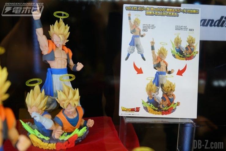 Dragon Ball Z Com:Figuration Gogeta