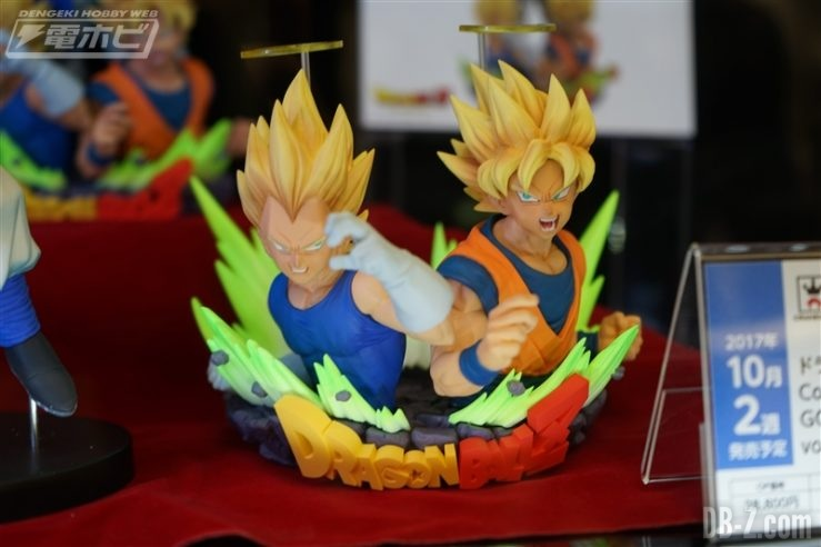 Dragon Ball Z Com:Figuration Gogeta Vol.2