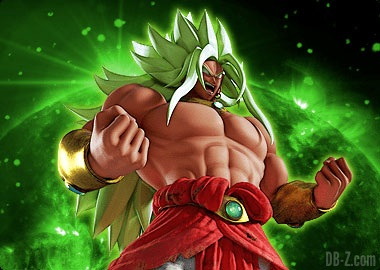 Dragno Ball Z The Real 4-D (2017) Broly God