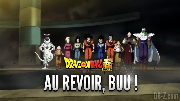 Freezer dans la Team de l'Univers 7 !