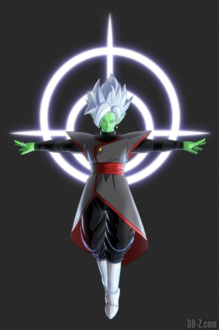 Fusion de Zamasu (Dragon Ball Xenoverse 2)