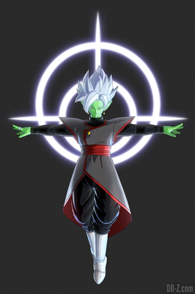 Dragon Ball Xenoverse 2 Dlc 4 La Fusion De Zamasu Et Vegetto