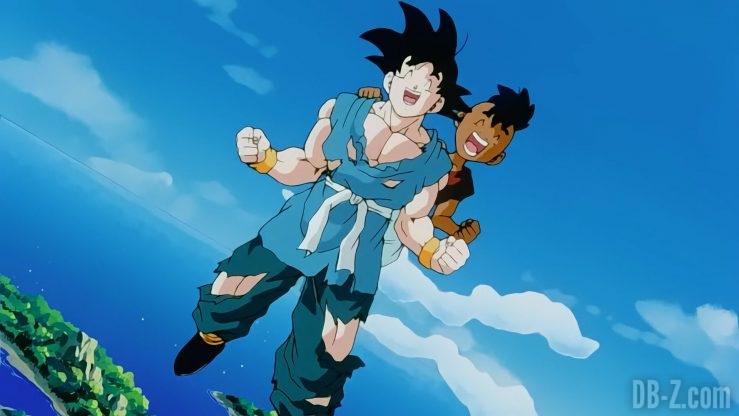 Goku & Uub