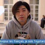 Interview de Toyotaro