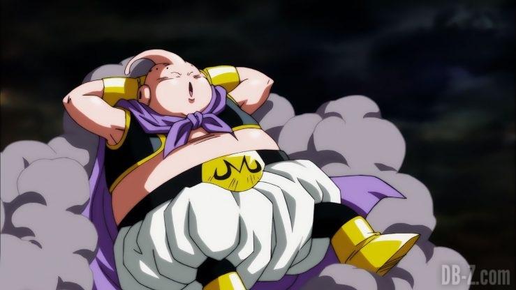 Majin Buu dort ! (Ending 8 de Dragon Ball Super)
