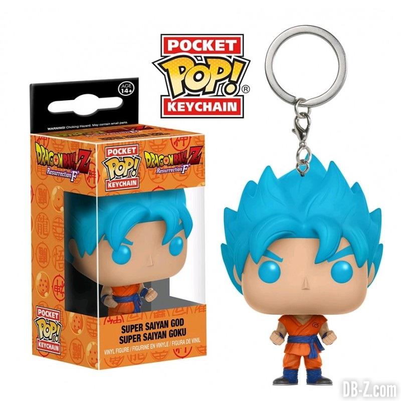 Les Funko POP! Dragon Ball Super arrivent