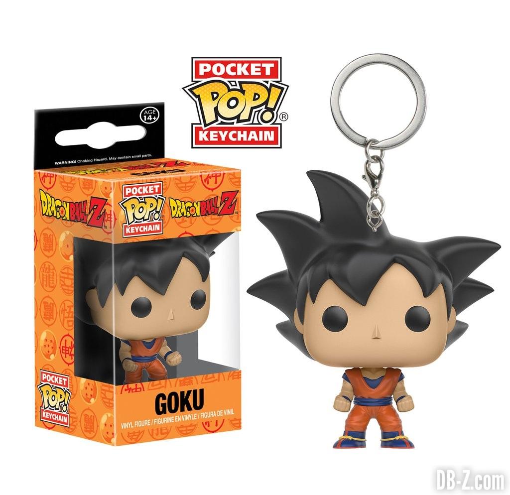 Pocket Pop! Keychain Dragon Ball Z : Goku